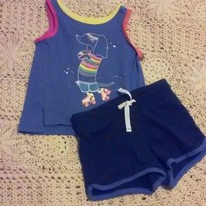 Cat & Jack Baby Short Set